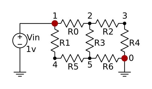 infinite grid of resistors    mbeckler org